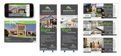 Client: Morcraft Homes | Services: Ad campaign, Corporate branding, Flyers/Posters, Logo Design, Stationery, Style Guide | Industry: Construction