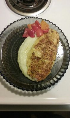 Fish and grits ;)