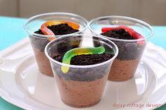 dirt cups dessert