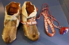 The World's best shoes, Lappi.fi.Kuva Arctic Museum in Rovaniemi, Finland / Fanny Schertzer