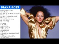 Diana Ross Greatest Hits (Full Album) || Diana Ross Best Songs - YouTube