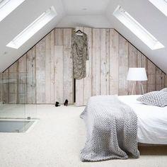 Zolder bed