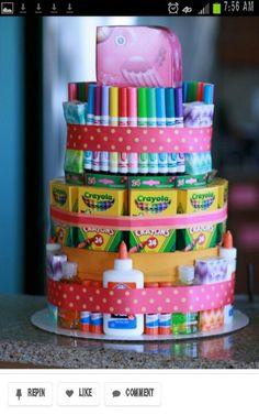 Cake for teachers