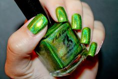 Mowed Meadow by F.U.N. Lacquer | ⭐blog: diamansurlongle ⭐