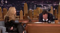 Watch Jimmy Fallon find out he blew a chance to date Nicole Kidman