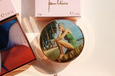 Charlotte Tilbury Norman Parkinson Collection: Colour of Youth Lip and Cheek Glow.  Pinned to this rather than my beauty board because I'm in love with the box, not (necessarily) the makeup.