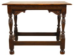 Early-18th-C. English Table | One Kings Lane