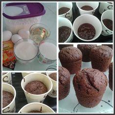 cup cake, Şahane Bardak Kek 1