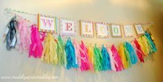 rainbow party for teen | The Party Wagon - Blog - FAVORITE THINGS PARTY