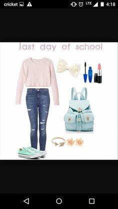 Cute outfit foe high schooler