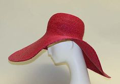 Hats from the Met: 1988