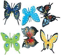 Toy Butterflies Case Pack 20
