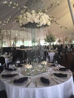 Ideas Para, Table Settings, Events, Table Decorations, Furniture, Home Decor, Corporate Events, Room Decor, Table Top Decorations