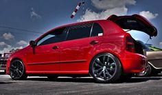 Fabia Vrs on Fabia Vrs wheels Skoda Fabia, Mk1, Volkswagen Golf, Cars And Motorcycles, Wheels, Vans, Trucks, Metal, Autos