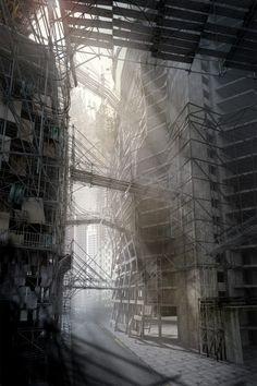 Visualización en Arquitectura: Megalomania / Jonathan Gales