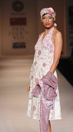 """""""Wills Lifestyle India Fashion Week SS Day 3 by Sonam Dubal Wills Lifestyle, Lifestyle Clothing, Natural Fiber Clothing, India Fashion Week, Latest Fashion Trends, Formal Dresses, Shopping, Clothes, Collection"""