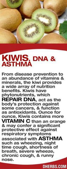 Kiwis - Healthy Facts