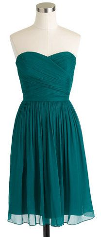 Arabelle Dress in Silk Chiffon - 25% off with code LOVE