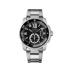 Calibre de Cartier Diver watch