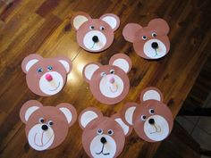 craft three bears - Cerca con Google