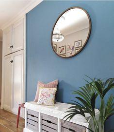 A bright hallway #hallway #homedecor