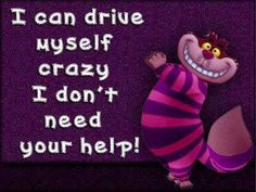 I can drive myself crazy funny quotes quote crazy lol funny quote funny quotes humor