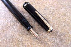 RARE Vintage 1940 Windowed Parker Duofold Vacumatic Fountain Pen Restored