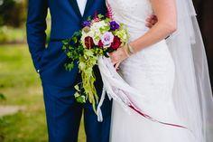 Romantic,Victorian inspired bridal bouquet at Castle Hill Inn wedding in Newport, RI
