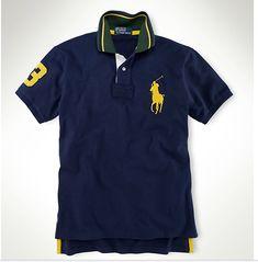 d2bb0f6a01127f Polokey Team USA Ralph Lauren Stripe-Collar Polo 2013PRL2 Ralph Lauren  Hombre, Cheap Ralph