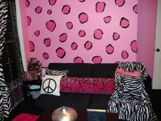 Sweety Bedroom Themes for Teenage Girls Pictures