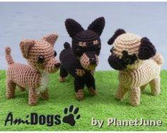 Amigurumi Lion Perritos : Welsh corgi puppy pdf crochet pattern. $5.00 via etsy