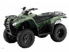Honda 2013 FourTrax® Rancher® ES (TRX®420TE)  www.apachemotorcycles.com