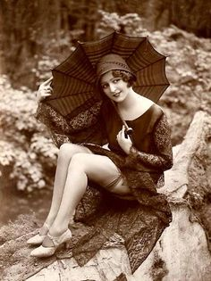 1920s. I'd love to go back to this decade.