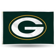 Green Bay Packers NFL 3ft x 5ft Banner Flag