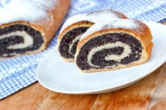 Mákos bejgli (alaprecept) Recept képpel - Mindmegette.hu - Receptek Coffee Cake, Let Them Eat Cake, Cake Cookies, Hot Dog Buns, Doughnut, Tiramisu, Tart, Carrots, Cake Recipes