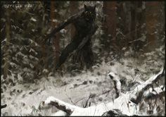 ArtStation - hunt or be hunted, Jakub Rozalski