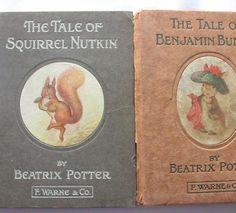Two First Edition Beatrix Potter Books - Lorraine Syratt