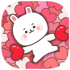 Cartoon Gifs, Animated Cartoons, Bunny Art, Cute Bunny, Bye Gif, Cute Couples Kissing, Cute Love Cartoons, Cute Love Gif, Kawaii Cute
