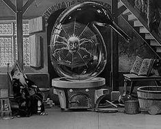 Alchimiste Parafaragamus ou La cornue infernale (1906)