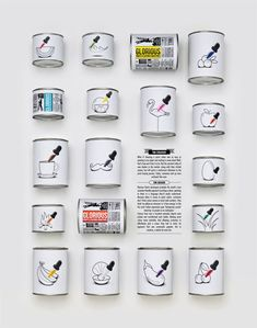 Clever paint #packaging #design by Binal Parikh Gharat PD