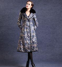#christmas gift# long woman coat# long jacket long sleeves golilla collar coat#woolen coat