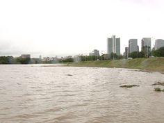 BLOG LG PUBLIC/São Francisco de Assis/Região: Nível do Guaíba começa a baixar, e prefeitura abre...