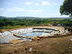Natural Swimming Pools Warwickshire, Swimming Pond Design Staffordshire, Eco Pools Warwickshire, Water Garden Design Staffordshire, Aqua Lan... - Pinterest pic picks by RetoxMagazine.com