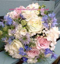 Bride bouquet by Miss Mollie's s Flowers