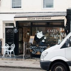 One of my favourite cakeshops in London