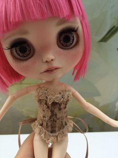 New Corset for Blythe Dolls