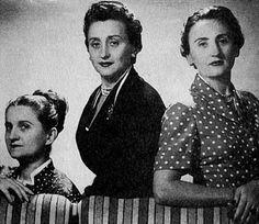 Italian fashion had three internationally renowned names before Valentino, Armani and Versace, and they were Micol, Zoe and Giovanna, the Fontana Sisters, and the founders of modern Italian fashion, so to speak.