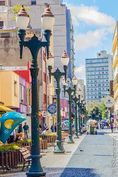 Curitiba - Brazil in HDR