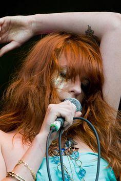 Florence and the Machine #Florence #music via Jennifer Mendler www.facebook.com/tiwmusic