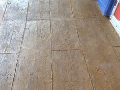 Check This Out!!!!! It is Stamped Concrete made to look like wood floors!!! This was over layed and installed over an existing walkway in front of Freedom Fried Burgers in Boyd Tx. Come out to Boyd and get a mouth-watering hot off the grill Cheese Burger and check out the Stamped Concrete at the same time. www.groundscape.com 817-759-0102 Grilled Cheese Burger, Freedom Fries, Hardwood Floors, Flooring, Stamped Concrete, Landscaping Company, Driveways, Walkways, Burgers